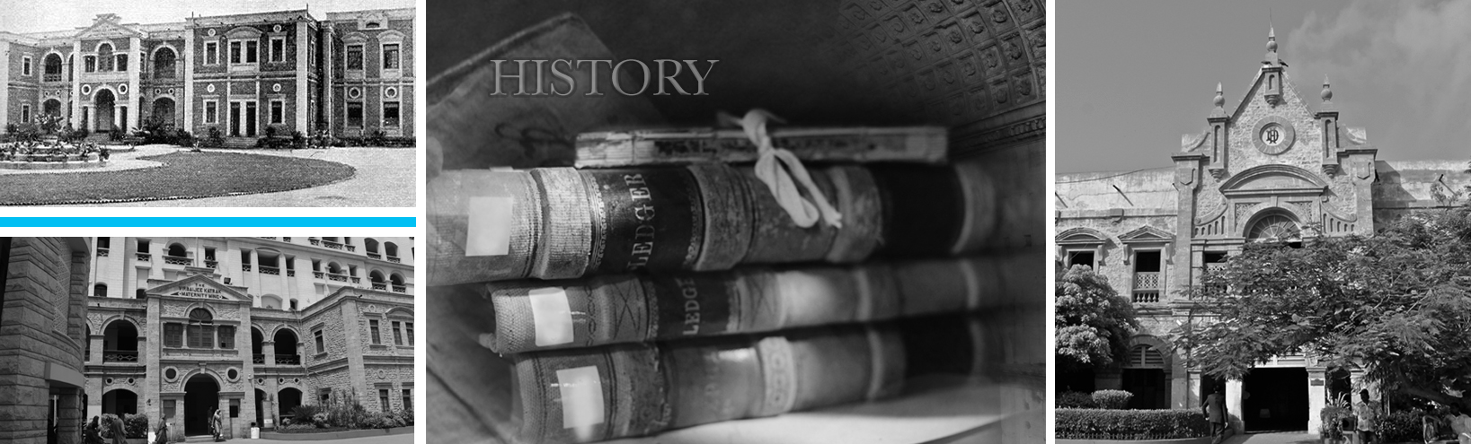 Brief History Header